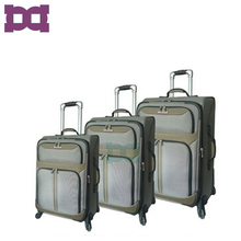 Best Alibaba China ABS travel business carry-on trolley luggage