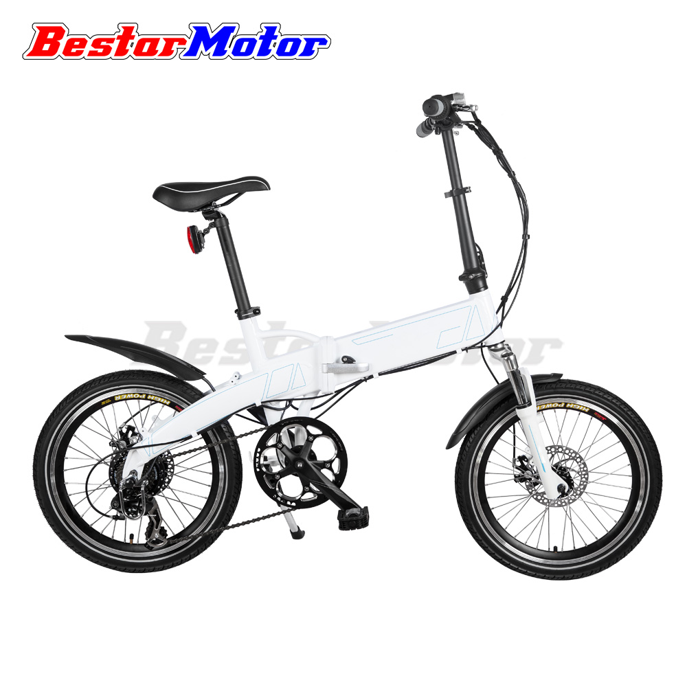 Bestar Motor TDN002 New Design Folding Electric Bicycle With CE