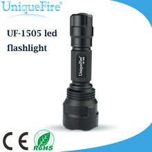 Uniquefire flexible tripod zooming t38 led flashlight by cree xml