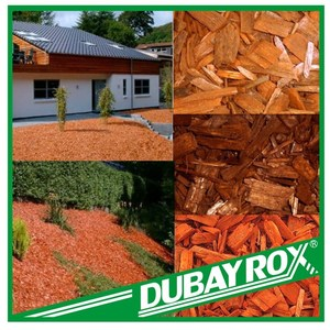 Trade Assurance Iron Oxide Orange DB960 for Cedar Mulch Inorganic Pigment