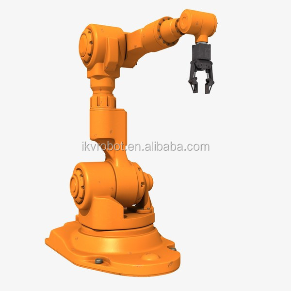 Low price 6 axis industrial robot model from China factory
