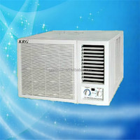 12000 Btu Air-Con Mini Window Air Conditioner Heat Pump System 15 SEER Variable Speed Compressor