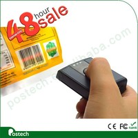 mini wireless barcode scanner MS3391-L Portable bluetooth scanner with U disk Mode