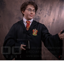Custom Famous Hollywood movie character Lifesize Wax Figure Harry Potter for Sale