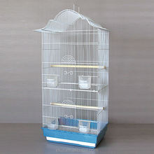 Factory sale custom design 100% Non-toxic powder coated rabbit cage bird cage