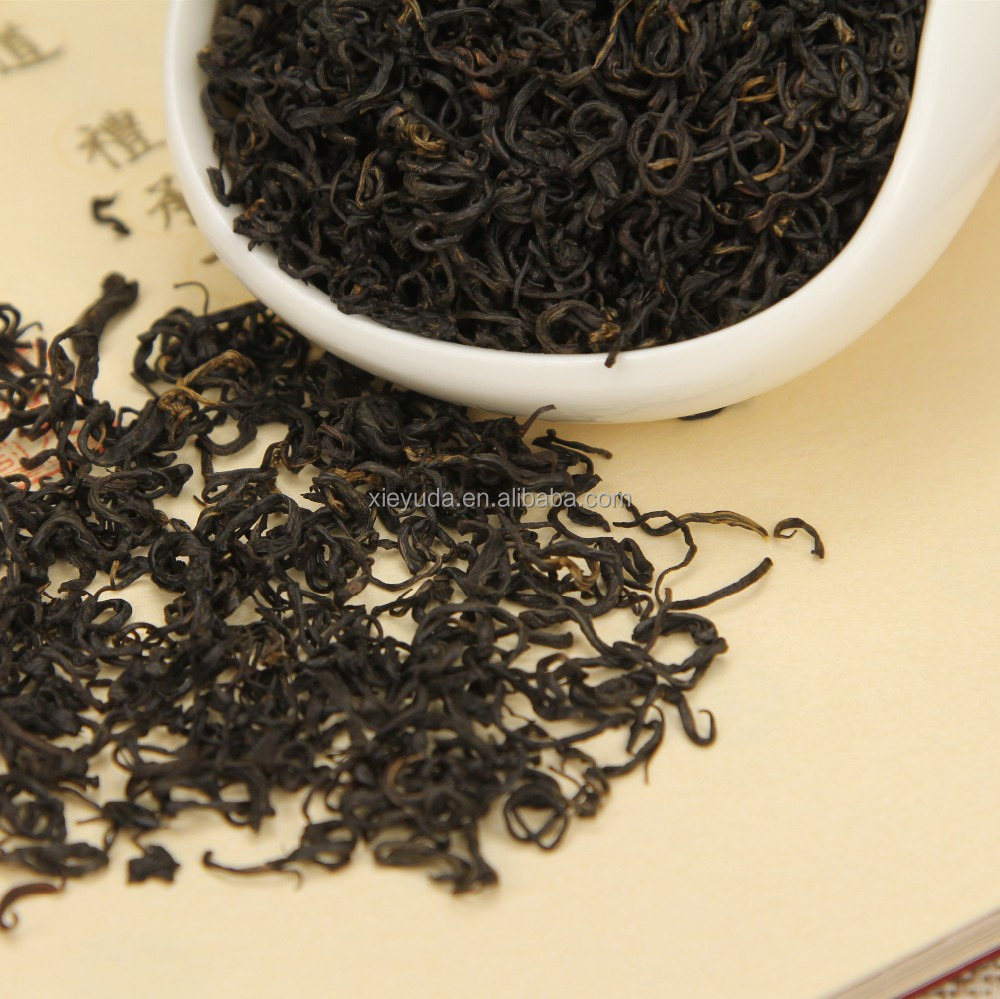 LB02, FDA Chinese Organic Keemun Black Tea