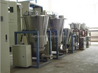 China latest technology simple dry mortar plant used for mixing dry mortar/powder for sale