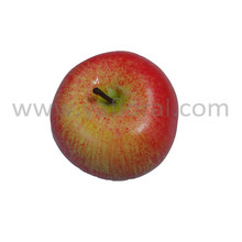 Real touch artificial fruits plastic apples with real weight for outdoor decoration