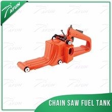 petrol chainsaw parts custom plastic fuel tank for sale