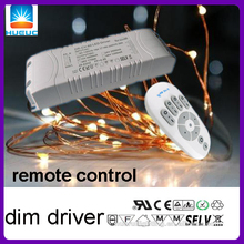 12W 350ma 600ma 2.4G RF wireless constant current Dimmable led driver