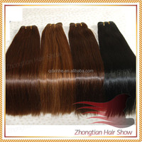 Hair Grade 100% Virgin Real Wholesale Indian Remy Hair