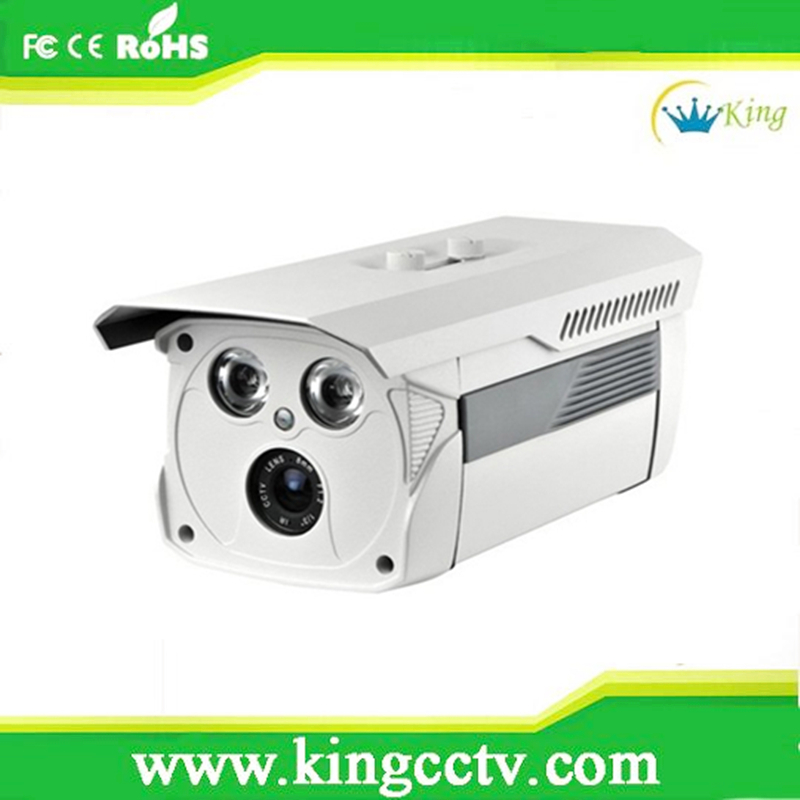 IP camera, Weatherproof Video&Audio IR Network Camera