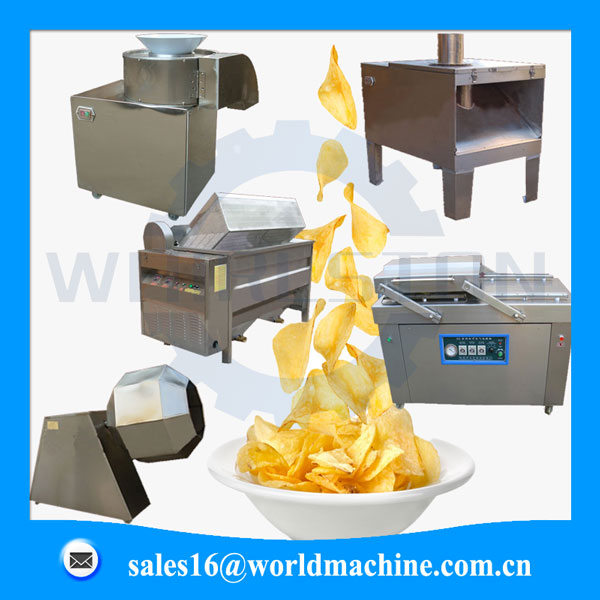 semi/fully automatic french fries machine/french fries making machine/frozen french fries production line