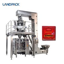 GP48 Vertical Multi Head Weigher Saffron Packaging Machine Factory from China