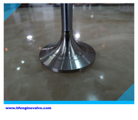 internal combustion engine parts for cat 3406, intake and exhaust valve engine valve for 3516