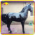 KANO1071 Exhibition Life Size Realistic Flying Horse Sculpture