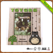 High quality Lovely Wooden Photo Frame Picture Frame