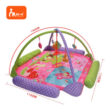 Wholesale Cheap Educational Children Baby Play Mat with Hanging Toys