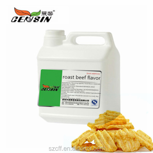 Beef Powder Essence Roast Beef Flavor For Food Additives