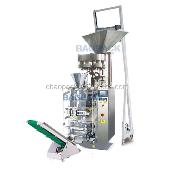 CB-VP42 Vertical Bag-making packaging machine,Beans/Seeds/Rice/Salt/Sugar/Almond/Fig/Soup blend Packing machine