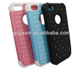 guangzhou fashion mobile rhinestone phone case for iphone 5g,leather rhinestone case for iphone 5g