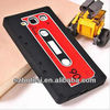 The new tape Silicone case for samsung galaxy s4/phone case for samsug I9500