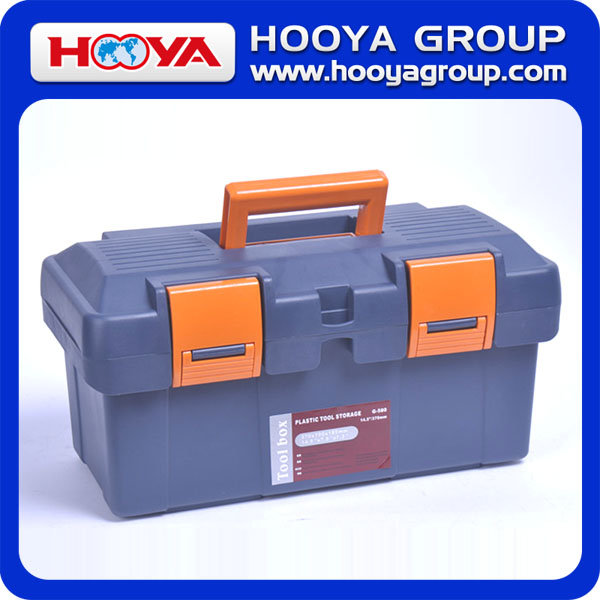 Plastic Tool Kit Boxes