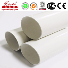 Good Quality Large Diameter UPVC CPVC PPR Pipe And Fittings 3 Inch
