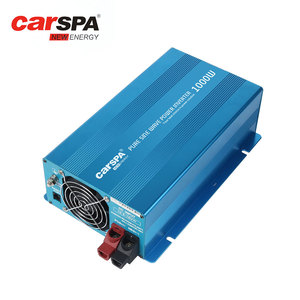1000w dc to ac pure sIne wave power inverter with wago connector with high surge power with lcd for inductive load SKD1000