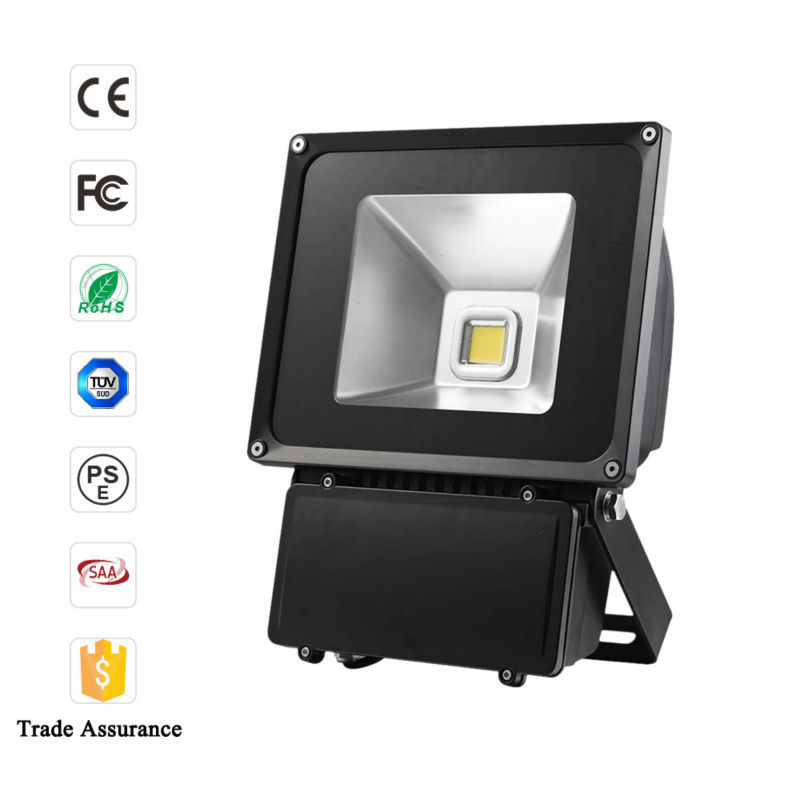 High power china cheap 70w cob led ex floodlight