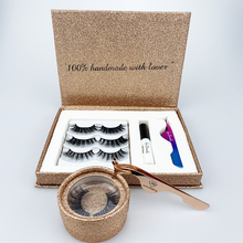 2019 Own brand 5D 27mm mink eyelashes with private label mink eyelashes with diamond Shape Box