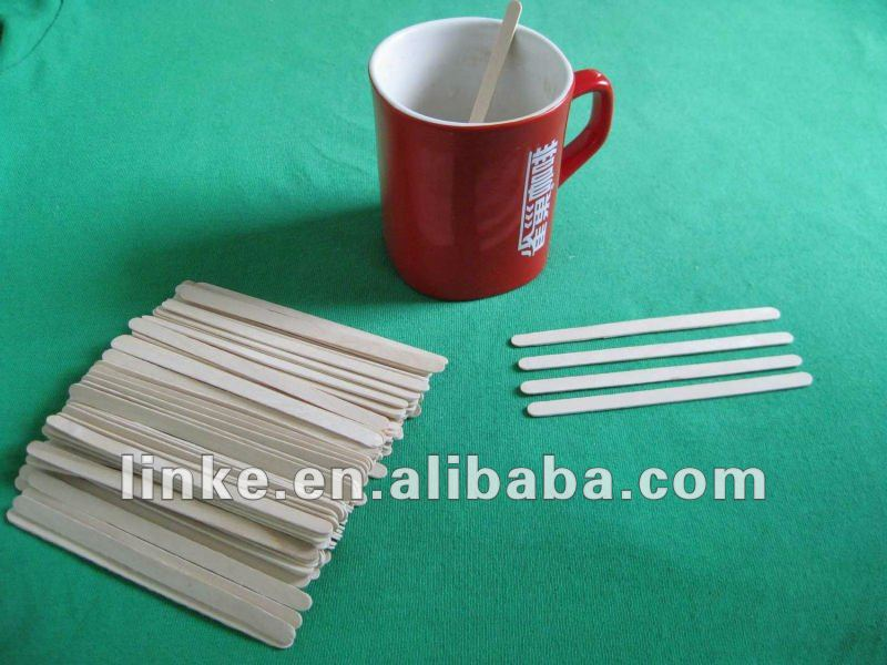 coffee stirrers--with certificate, direct manufacturer