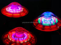 China supplier light up toy musical UFO gyro from Alibaba
