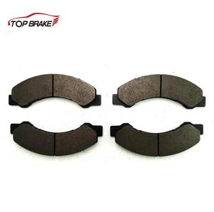 D4052 Auto Front Disc Brake Pads Car Spare Parts For Toyota Car Hino 300 Dyna Civilian
