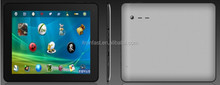 Android tablet with 6000 mAh lithium ion battery direct buy China