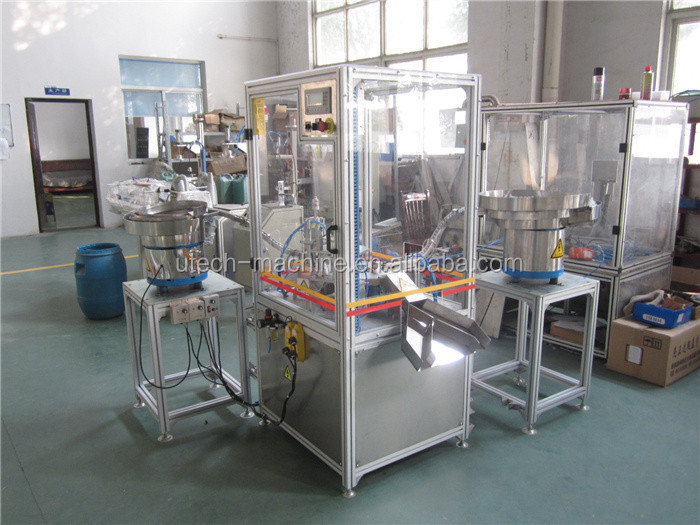 automatic beverage bottle cap assembly machine price