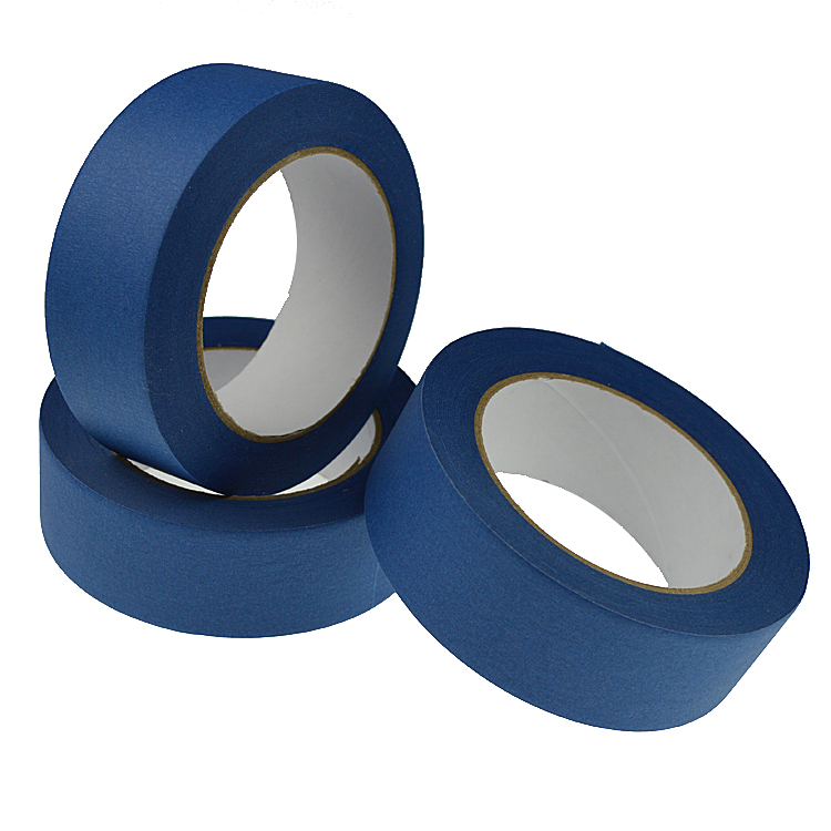 Wholesale low price small <strong>rolls</strong> heat resistant easy tear masking tape