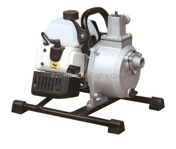2 STROKE GASOLINE WATER PUMP 1 INCH with CE certificate