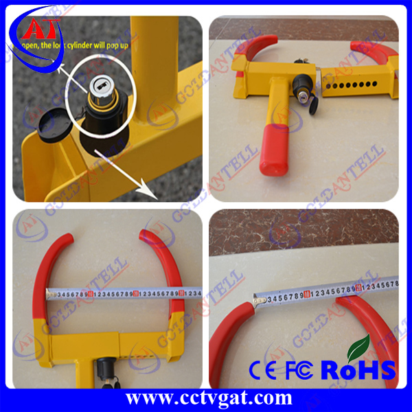 Best price Promotion personalized weather resistant wheel alignment clamp
