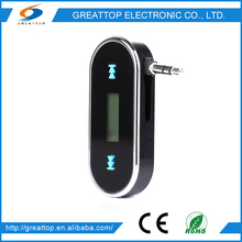 Hot Sale Top Quality Best Price 3.5mm audio fm transmitter