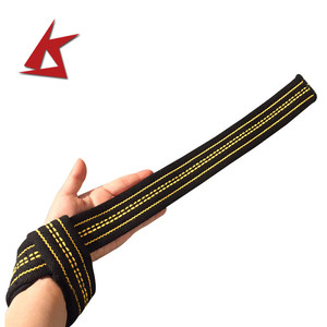 KS-1004#Free Sample Wrist Weight Lifting Straps Support Sleeve