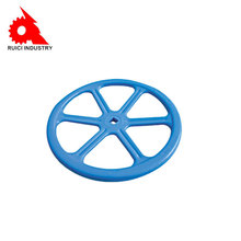 China OEM cast iron gate pressure control valve handwheel