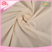 For garment, toy, inner lining polyester garment fabric burnout fabric curtain short pile fleece fabric