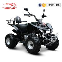 SP125-DL Shipao off road used four wheelers