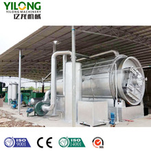 waste plastic recycling pyrolysis plant with free installation