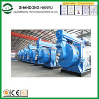 Fashion hot-sale ring die animal cattle feed pellet mill