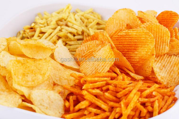Excellent Quality Small Scale Potato Chips Processing Machine