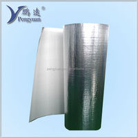 Single Side Aluminum Foil Foam Insulation Material