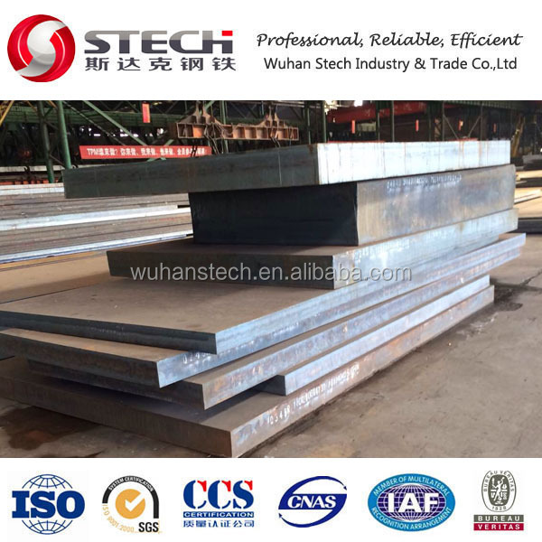 China steel mill A36 low Carbon Steel Plate, A36 hot rolled structural steel plate