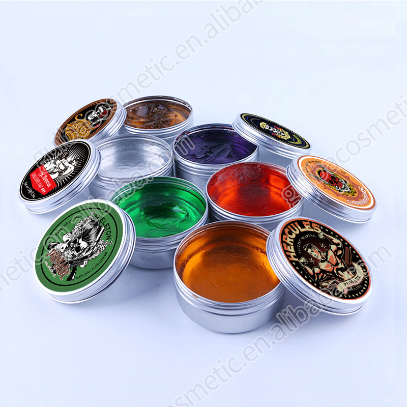 OEM/ODM professional hair styling products hair wax for men